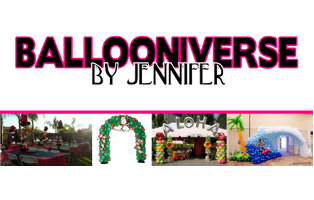 Ballooniverse by Jennifer - $250 Certificate